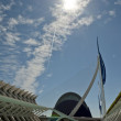 The City of Arts and Sciences Valencia — Stock Photo #10281259