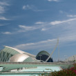 The City of Arts and Sciences Valencia — Stock Photo #10281348