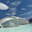 The City of Arts and Sciences Valencia — Stock Photo #10281453