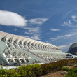 The City of Arts and Sciences Valencia — Stock Photo