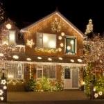 Christmas Lights — Stock Photo #8373593