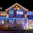Christmas Lights — Stock Photo #8373670