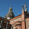 Certosa di Pavia abbey — Stock Photo