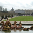 Stock Photo: Versailles royal palace