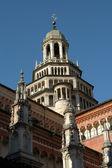 Certosa di Pavia abbey — 图库照片