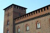 Italian castle — Stock Photo