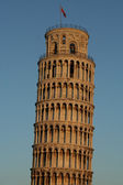 Leaning Tower in Pisa, Italy — Stock Photo