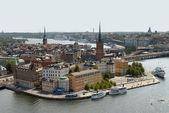 Visa stockholm, sverige — Stockfoto