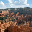 Bryce Canyon panorama — Stock Photo