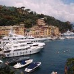 vista de Portofino — Foto Stock