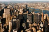 New York City view — Stock Photo