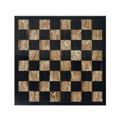 Chessboard isolated — Stock Photo