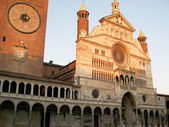 Cremona's dome — Stock Photo