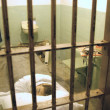 Stock Photo: Alcatraz jail