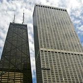 Chicago skyscrapers — Stock Photo