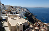Santorini panorama — Photo