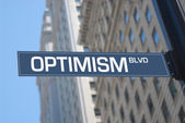 Optimism — Stock Photo
