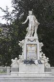 Mozart Monument — Stock Photo
