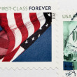 USFirst-class forever — Stock Photo #9293432