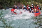 Rafting — Foto de Stock