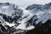 スキー リゾート chimbulak — ストック写真
