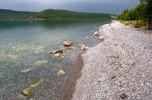 Lake Hovsgol, Mongolia — Stock Photo