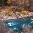 Chilik river in Kazakhstan — Stock Photo #8950767