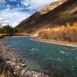 Chilik river in Kazakhstan — Stock Photo #8950803