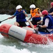 Rafting competition - Stock Photo