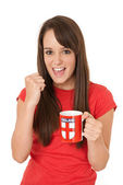 Come on England! — Stock Photo
