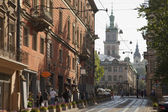 Old Town of Lviv — Stock Photo