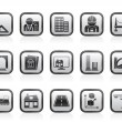 Architecture and construction icons — Stock Vector