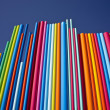 Stock Photo: Towering Colors