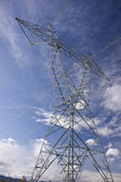 Electrical Power Tower — Stock Photo