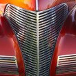 Classic Car Close-up - Stock Photo