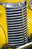 Chrome & Yellow — Stock Photo