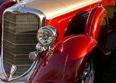 Vintage Automotive Style — Stock Photo