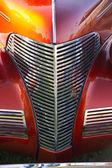 Classic Car Close-up — Stock Photo