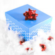 Isolated Christmas Background — Stock Photo