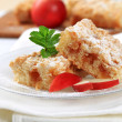 Постер, плакат: Apple crumb cake