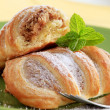 Stock Photo: Sweet puff pastry