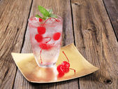 Iced drink — Stock Photo