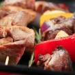 Shish kebabs — Stock Photo