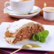 Royalty-Free Stock Photo: Apple strudel