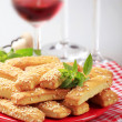 Crispy snacks — Stock Photo #8916865