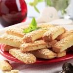 Crispy snacks — Stock Photo #8916881