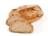 Fresh crusty bread — Stock Photo