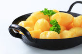 Cooked potatoes — Stock Photo