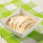 Creamy condiment — Stock Photo #9682755