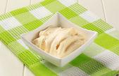 Creamy condiment — Stock Photo